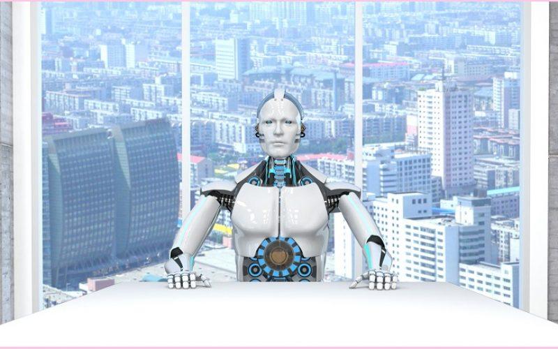 robot recruitment